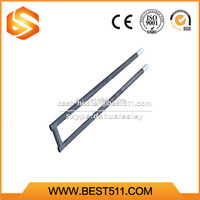 Industrial heater silicon carbide heating elements SiC electric rod