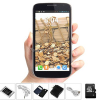 """5"""" Android 4.2 Dual-Core Unlocked 3G CUBOT P9 MTK6572 Smartphone WIFI Bluetooth android mobile phone"""