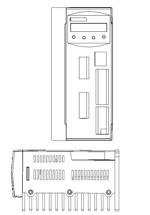 QS7AA030M AC Servo Motor with Drive
