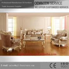 durevole più venduto european stile classico divano di lusso
