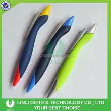 Professional Manufacturer Wholesale Fashionable Colorful Plastic PromotionalGifts Ball Pen