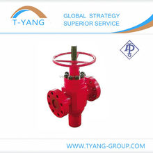 API rising stem gate valve
