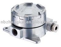(BP18A-1) Aluminum enclosure for sensor
