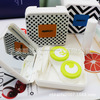 A-8109 Daily Candy contact lens case well selling