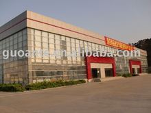mobile light steel structure warehouse