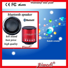 2015 professional factory supply wireless bluetooth mini speaker music stereo for mobile phone,mp3 player MN05BT.T