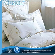 Plain best selling products plain style queen size bed duvet covers set
