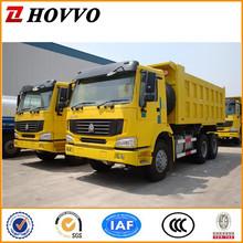 Sinotruk Heavy Duty Vehicle 6x4 10 wheeler 371hp mining dump truck for Sale