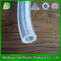 Food Grade Clear Flexible Plastic Pipe in UK