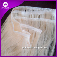 "SUPER SOFT skin weft hair extension PU seamless tape hair 8""-32"" any color and texture are available"