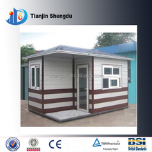 2015 China Prefabricated Homes Prefab Hotel and Vila cheap Prefab House for sale