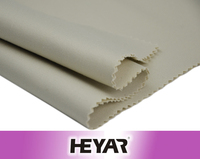 solid dyed or printed Spandex/Stretch/Elastic cotton spandex woven twill garment fabric and textile