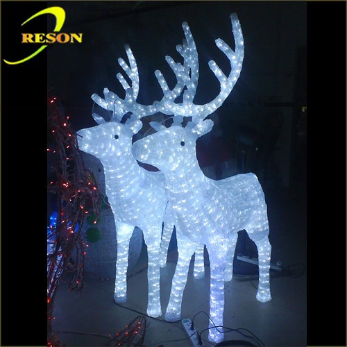 Outdoor christmas christmas led 3d figures buy christmas for Outdoor christmas figures