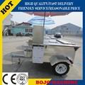 Hd-12b prix hot dog cart inoxydable, hot dog cart mobile chaude fumante remorque chien