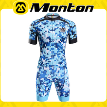 Monton camouflage 2015 innovate colorful cycling wear/biking clothing/outdoor suit with Italy ink pro team in high quality
