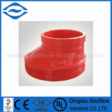 Reducer UL/FM Grooved Pipe Fittings