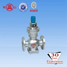 Válvula reductora de presión de agua