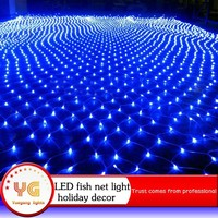 china supplier net light holiday time led lights christmas holiday time led lights