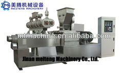 pfofessionall many kinds of output Dry Pet Food Extruder Machine line
