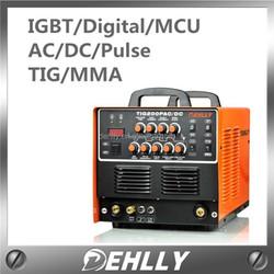 China factory hot selling TIG 200 pulse inverter welding machine tig ac dc
