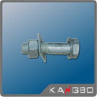 High strength grade 8.8 Galvanized hot stamping hebei bolts
