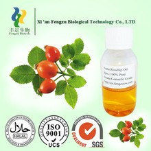 100% pure natural Rose hip seed Oil,Low Price,Wholesale Competitive rose hip oil