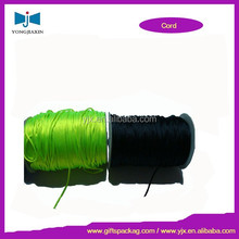 Wax Rayon Satin Chinese Cord for Bracelet