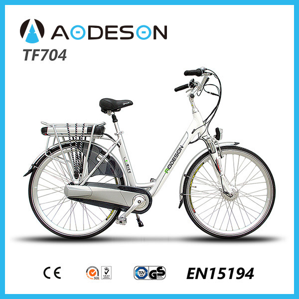 2015 best selling 700c electric bike bicycle with lithium for Fastest electric bike hub motor