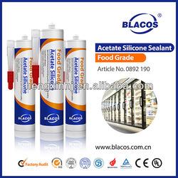 Food Grade Acetic Acid Silicone Sealant