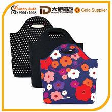 Neoprene Large Reusable Shopping Bag Tote Bag