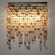 Style L0417-10 new Line & chain Crystal lamp