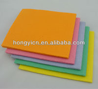 Household cleaning products multi-purpose super absorbent nonwoven fabric cleaning cloth