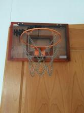 Plastic basketball backboard/ Steel basketball rim/ children indoor basketball game