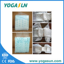 Alibaba online sell disposable adult baby diaper