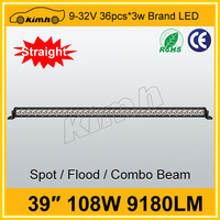 High quality Made In China 4x4 offroad led bar light atv