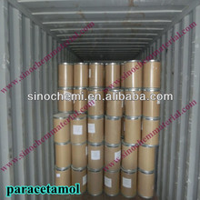 high quality Pharm raw material pharmaceutical 99% for paracetamol importer