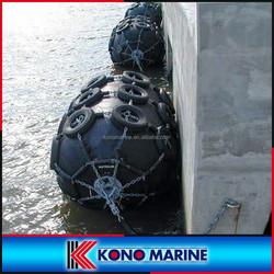 Yokohama type floating rubber fender, Inflatable marine rubber fender