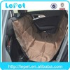 Quilted Hammock Waterproof Dog grey Car Seat Coverage for car