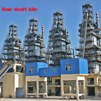 Yuhong 50 TPD Small Capacity Lime Vertical Shaft Kiln,Mini Lime Kiln For Lime ProductionPlant High Thermal Efficiency