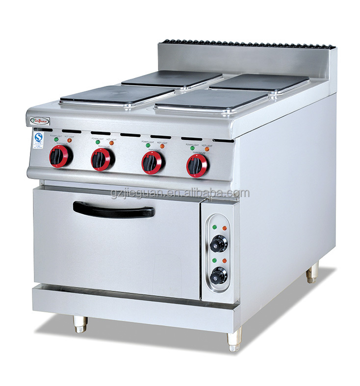 Electric Cooking Plate ~ Commercial electric cooking range with hot plate buy