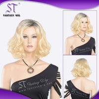 2014 Factory Supply elite wigs with attractive price