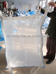 raw material strong PP big breathable jumbo bag four mesh sides for onion potato packing chinese manufacture high quality