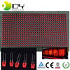 led module p10 outdoor red color