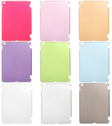 for ipad mini1/2-generation Mini 2 protective shell protective sleeve thin transparent frosted crust