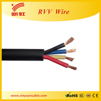 6 core flexible cable 6mm