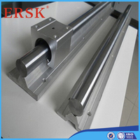 The best choice short-time supplier hot sell dual shaft rail linear guide rail for mini 3d printer