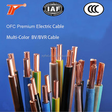 Low Voltage Premium OFC Conductor BV 2.5mm pvc insulated power cable