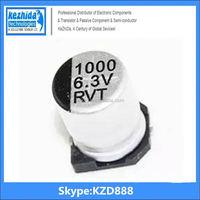 Capacitor Aluminium 1000UF 6.8V 20% SMD 235mA 7000Hours 8x10mm EEE-HA0J102UP 105C (best price) UT KZD Series