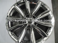 17 Inch Chrome Car alloy rims 5*100
