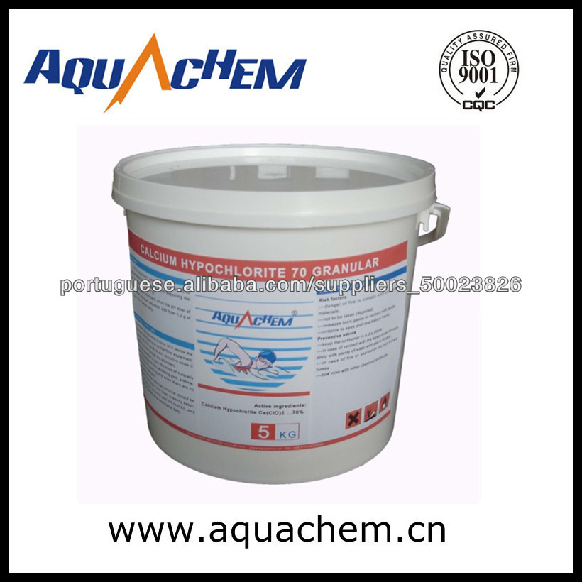 HTH granular hipoclorito de cálcio HTH